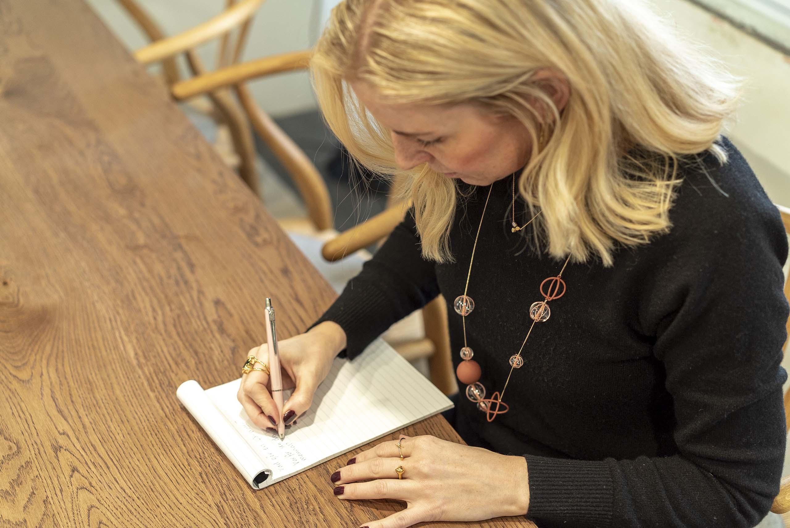 Pernilla Axelsson skriver sju tankar om januari